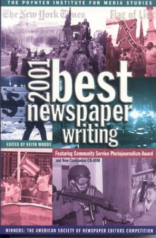 Pdf Reference Best Newspaper Writing 2001