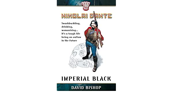 Nikolai Dante #2: Imperial Black (English Edition) eBook ...