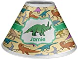 RNK Shops Dinosaurs Coolie Lamp Shade (Personalized)