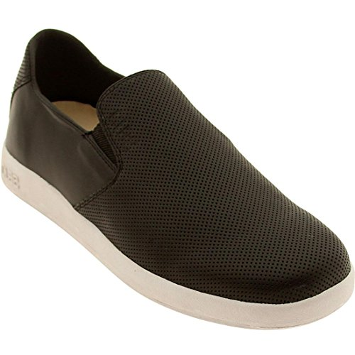 Clae Garvey Slip-on (svart Perf)