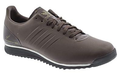 a712362e0bf872 adidas Originals Porsche 911 2.0 Low Tex Herren Schuhe Schwarz Fashion  Design Sneaker Turnschuhe (45