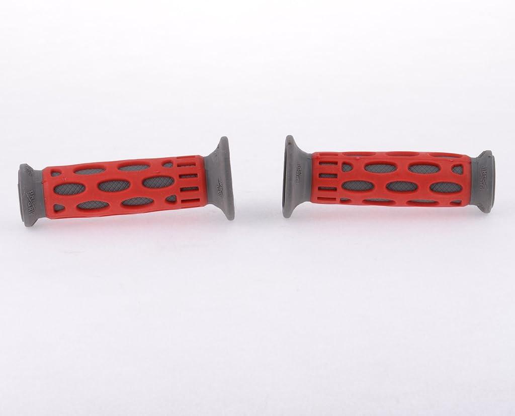 Manopole ProGrip Scooter Dual grigio//rosso