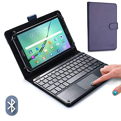 8 touchpad bluetooth tablet case - 1