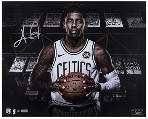 (KYRIE IRVING Autographed
