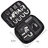 BGTREND Electronic Organizer, Small Travel Cable