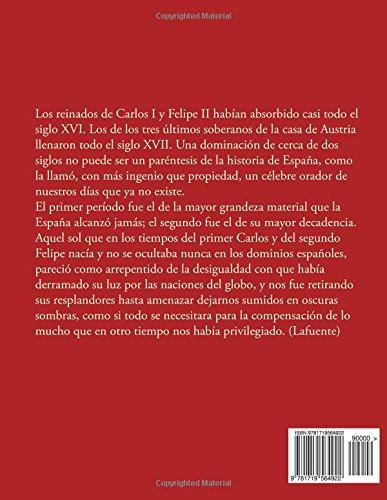 Historia general de España. V: Desde los tiempos primitivos hasta la muerte de Fernando VII: Volume 5: Amazon.es: Modesto Lafuente y Zamalloa: Libros