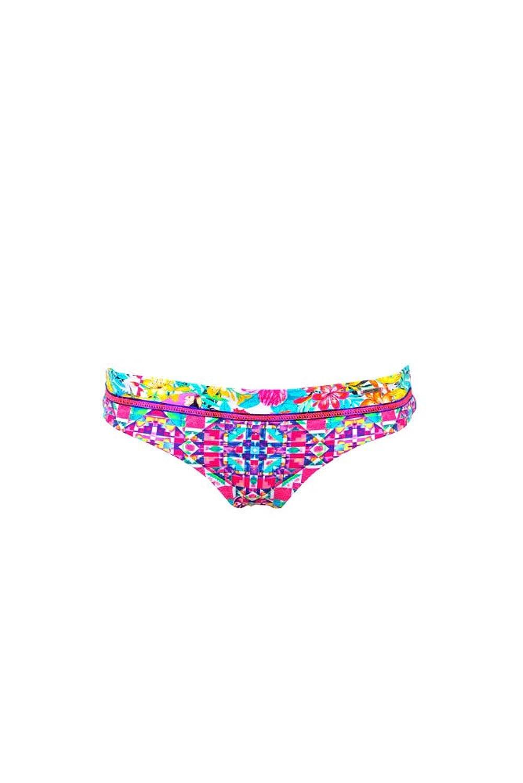 Reversible flower print swimsuit bottom Mixer