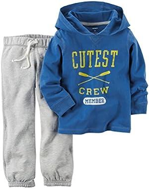 Carter's 2 Piece Hoodie Set (Baby)