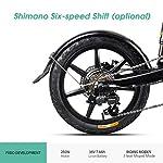 FIIDO-D2s-Bici-Elettrica-Mountain-Bike-Elettrica-Pieghevole-Ebike-Pneumatici-da-16-Pollici-Bici-Elettrica-Pieghevole-Motore-da-250-Watt-6-velocita-Bici-Elettrica