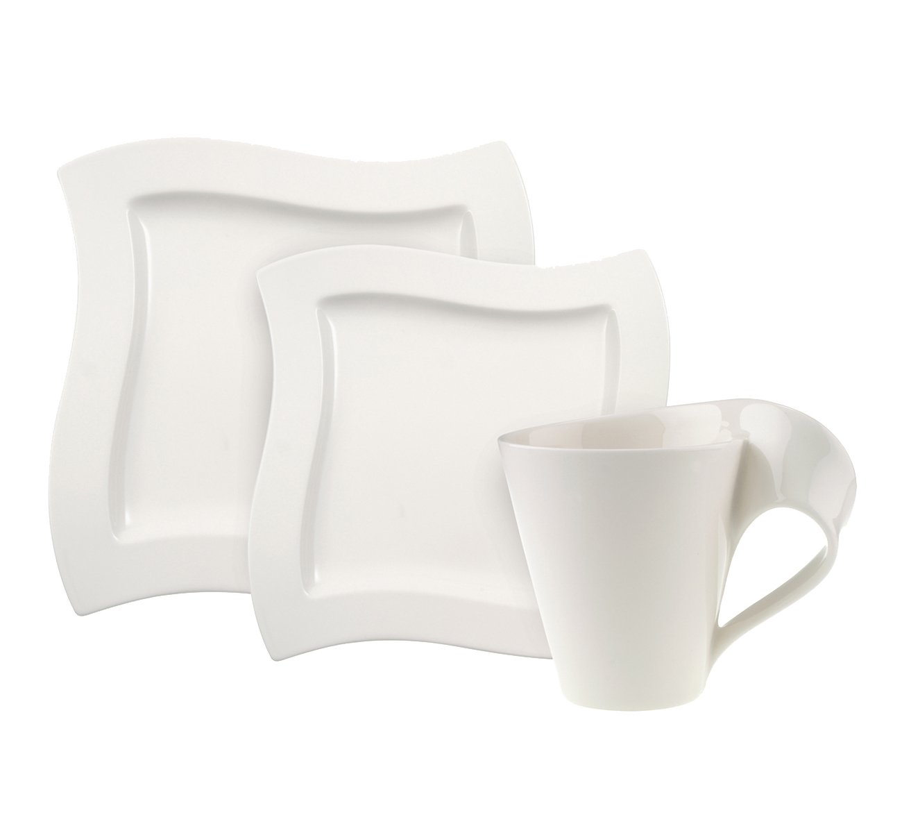 Service For 4 1025257053 Villeroy /& Boch New Wave Place Setting
