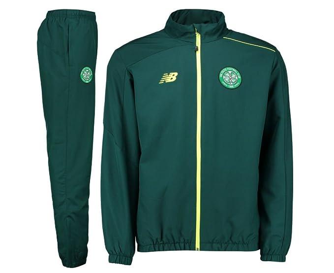 Celtic FC Nuevo Equilibrio Verde 3ª Fútbol presentación Chándal ...
