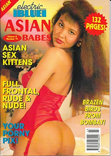 Asian Babes Adult Magazine