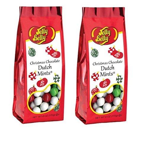 Jelly Belly Christmas Chocolate Dutch Mints - 2 - Jelly Dutch