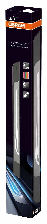 Osram LEDambientTü reinstiegsleiste, LEDDEL101, 1 Set mit 2 Einstiegsleisten OSRAM GmbH