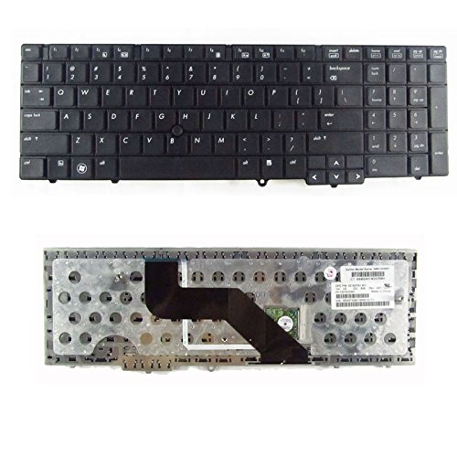 New Laptop Keyboard for HP Probook 6550B 6555B 6545B 6540B P/N:574746-001 584234-071 583293-001 PK1307E1C00 V103202BS1 V103226BS1 MP-09A83US-698 US layout Black color