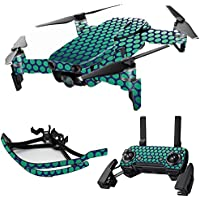 MightySkins Skin for DJI Mavic Air Drone - Spots | Max Combo Protective, Durable, and Unique Vinyl Decal wrap cover | Easy To Apply, Remove, and Change Styles | Made in the USA