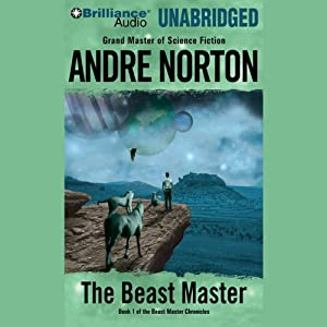 The Beast Master Audiobook