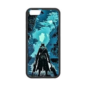 iphone6s 4.7 inch Phone Case Black Bloodborne UYUI6823083