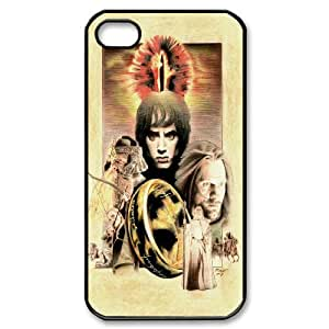 The Lord of The Rings Posters PC Hard Plastic phone Case Cover For Iphone 4 4S case cover JWH9129061