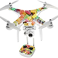 Skin For DJI Phantom 3 Professional – Sour Candy | MightySkins Protective, Durable, and Unique Vinyl Decal wrap cover | Easy To Apply, Remove, and Change Styles | Made in the USA