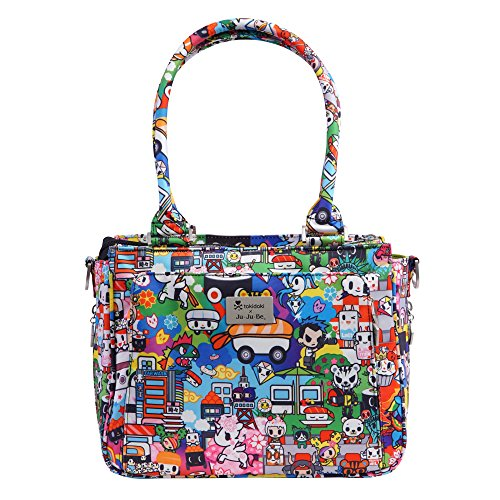 Ju-Ju-Be Tokidoki Collection Be Sassy Structured Handbag Dia