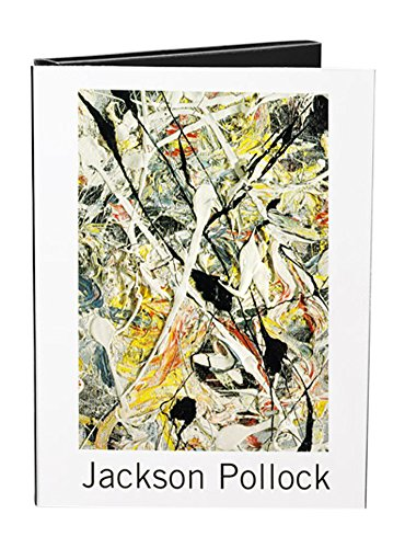 Abstract Art Blank Note (Jackson Pollock Note Card Box)