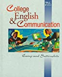 College English and Communication, Camp, Sue C. and Satterwhite, Marilyn L., 0028021681