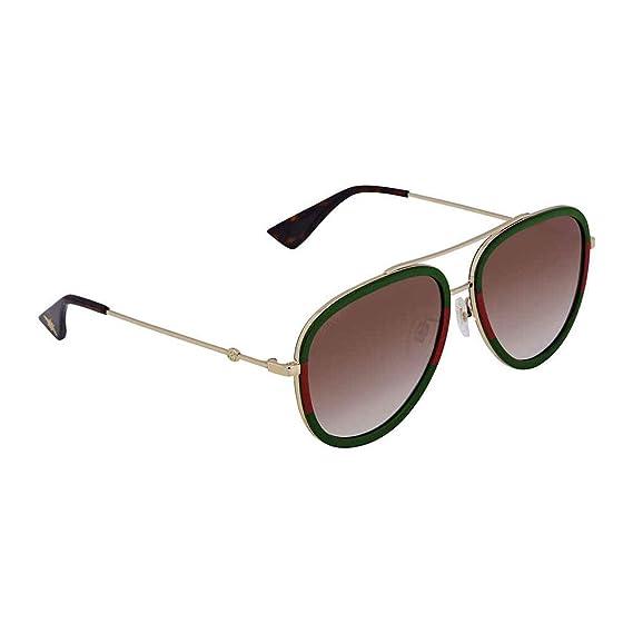 bff1b8c3b33 Gucci Women s GG0062S 008 Sunglasses