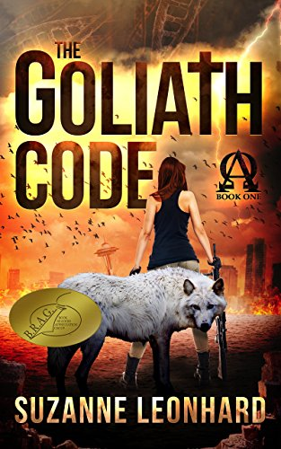 The Goliath Code: A Post-Apocalyptic Thriller by [Leonhard, Suzanne]