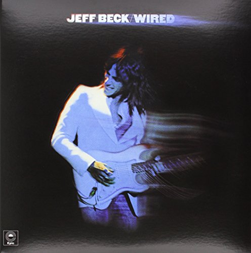 jeff beck wired lp - 3