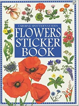 Flowers (Spotter's Sticker Books)