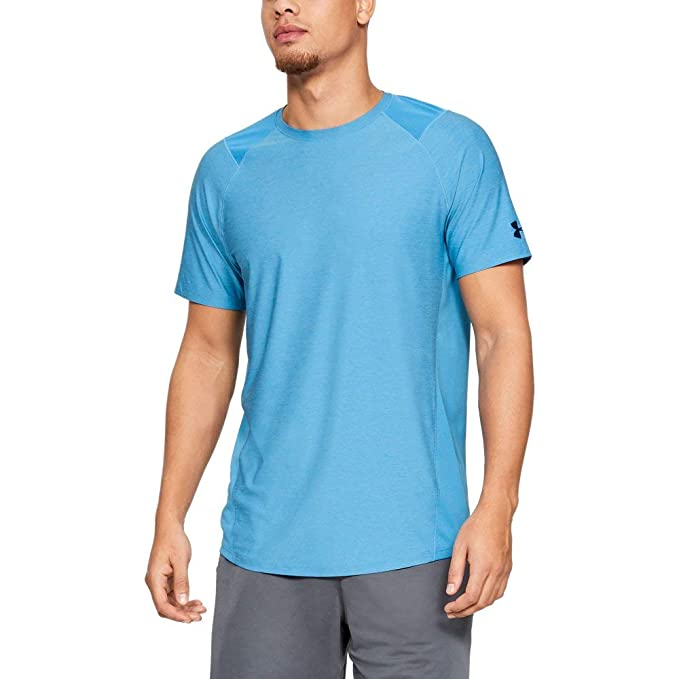 7cafbae6 Under Armour Men's MK1 Short Sleeve T-Shirt