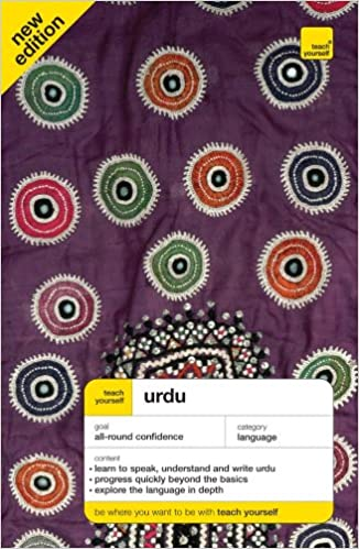 Teach Yourself Urdu Complete Course Book Only