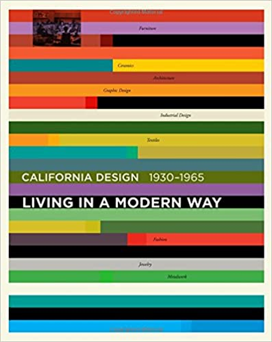 1930 California Design Living in a Modern Way 1965