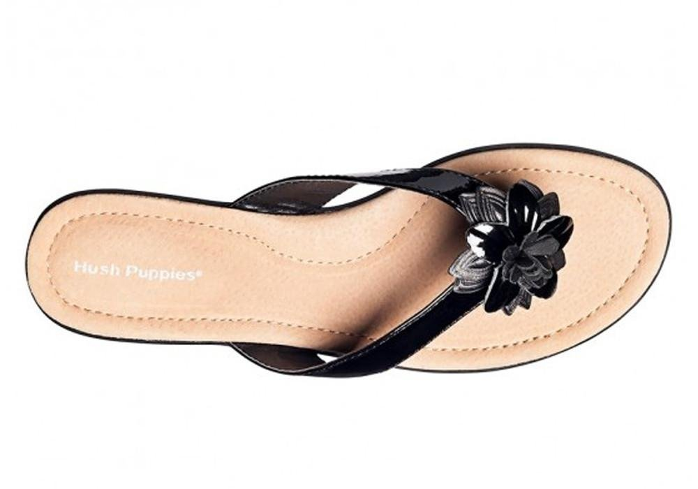 e80120ab0e7c7b Hush Puppies Veta Womens Leather Thongs Sandals  Amazon.com.au  Fashion