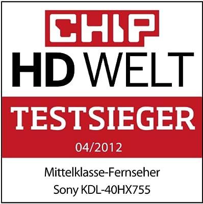 Sony KDL40HX750BAE2 - Televisión LCD de 40 pulgadas, 3D Full HD: Amazon.es: Electrónica