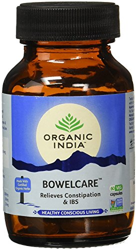 (6 PACK) - Organic India - Bowelcare | 60's | 6 PACK BUNDLE …