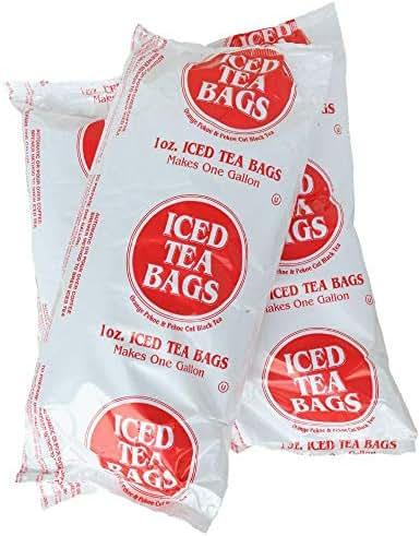 Premium Orange Pekoe & Pekoe Cut Black Tea , 96 Gallon Size Tea Bags, Capit'l T