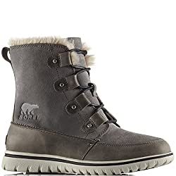 Sorel Women's Cozy Joan Booties, Quarry, 10 B(m) Us