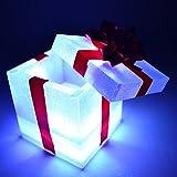 Light Up LED Gift Boxes - Set of 6