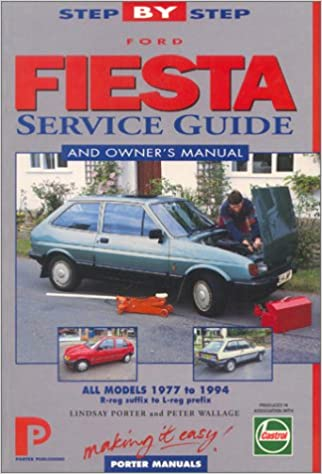 Ford Fiesta 1977-94 (Porter Manuals)