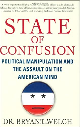 Amazon State Of Confusion Political Manipulation And The