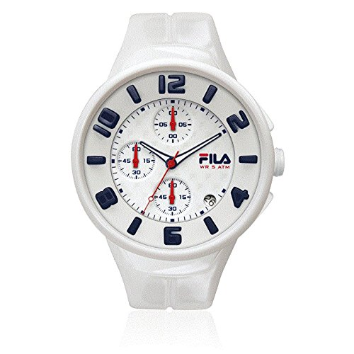 745df9cadc09 Fila Filacasual Analog Dial Men s Chronograph Watch - 38-033-001 - Buy  Online in UAE.