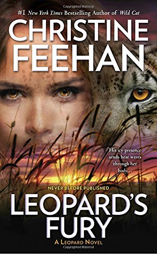 book cover of Leopard\'s Fury