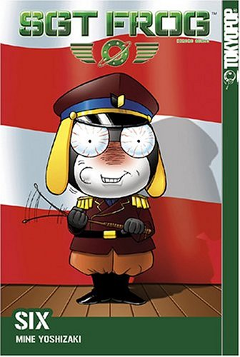 Sgt Frog Graphic Novel - Sgt. Frog, Vol. 6 (Sgt. Frog (Graphic Novels))
