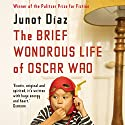The Brief Wondrous Life of Oscar Wao Audiobook by Junot Díaz Narrated by Lin-Manuel Miranda, Karen Olivo