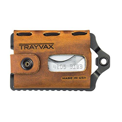 Trayvax Marrón Cartera La Edición De Negro Tabaco Elemento De TfqTBxW7n