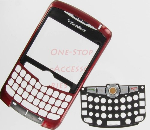 Blackberry 8310 Curve Red - 1