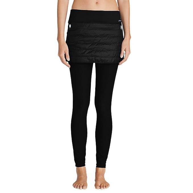 21d710e315827 Eddie Bauer Women's IgniteLite Hybrid Skirt, Black XS: Amazon.ca ...
