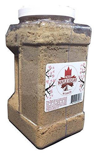 Nova Maple Sugar - Pure Grade-A Maple Sugar (6 Pounds) by Nova Maple Syrup (Image #1)